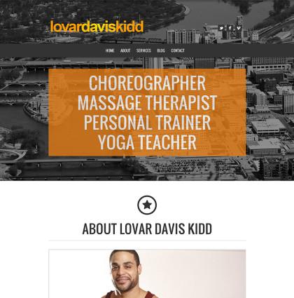 Lovar Davis Kidd
