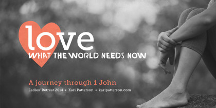 Love: What the World Needs Now