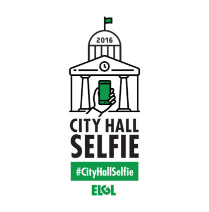 ELGL City Hall Selfie