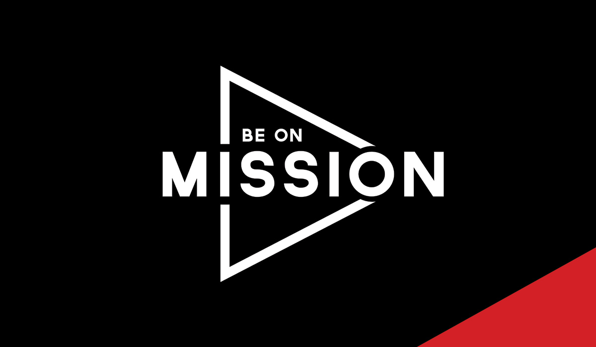 Be On Mission