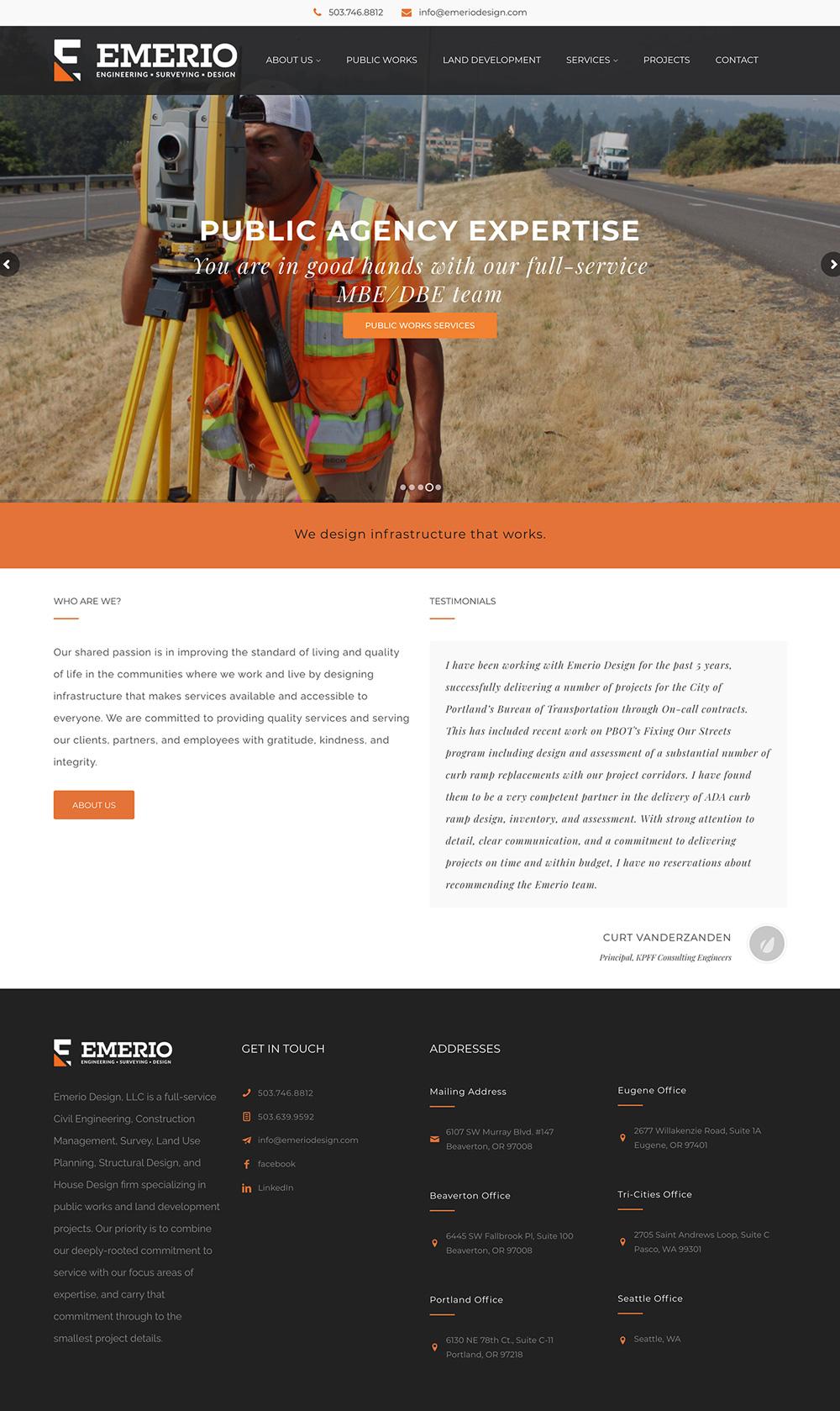 emerio-website